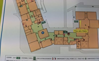 Is your Fire Evacuation Diagram/Plans compliant to AS 3745-2010 ? Read through.